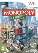 Monopoly Streets voor Nintendo Wii