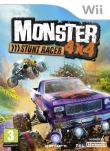 Monster 4x4 Stunt Racer voor Nintendo Wii