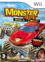Monster 4x4 World Circuit voor Nintendo Wii