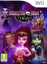 Monster High 13 Wensen voor Nintendo Wii