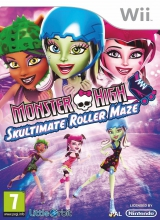Monster High: Skultimate Roller Maze voor Nintendo Wii