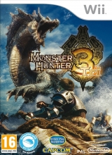 Monster Hunter Tri voor Nintendo Wii