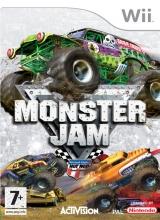 Monster Jam voor Nintendo Wii