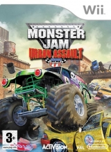 Monster Jam: Urban Assault voor Nintendo Wii