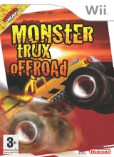 Monster Trux: Offroad Losse Disc voor Nintendo Wii