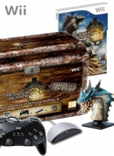 Monster hunter 3 Ultimate Limited Edition Hunter Pack voor Nintendo Wii