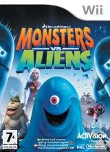Monsters vs. Aliens voor Nintendo Wii