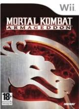 Mortal Kombat Armageddon voor Nintendo Wii