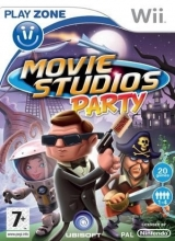 Movie Studios Party voor Nintendo Wii