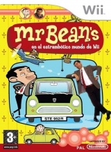 Mr Beans Wacky World of Wii voor Nintendo Wii