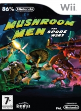 Boxshot Mushroom Men - The Spore Wars