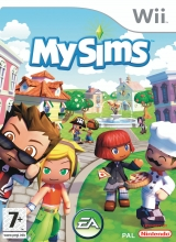 MySims voor Nintendo Wii