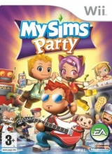 MySims Party voor Nintendo Wii