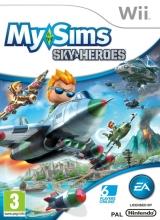 MySims SkyHeroes voor Nintendo Wii