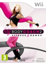 My Body Coach 2 Fitness and Dance voor Nintendo Wii