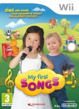 My First Songs Zonder Handleiding voor Nintendo Wii