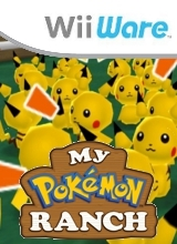 My Pokemon Ranch voor Nintendo Wii