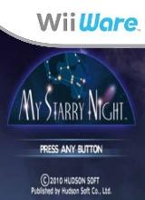 My Starry Night voor Nintendo Wii