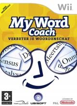 My Word Coach: Verbeter je Woordenschat voor Nintendo Wii
