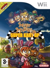 Myth Makers Super Kart GP voor Nintendo Wii