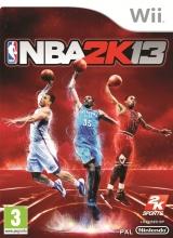 NBA 2K13 voor Nintendo Wii
