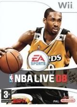 NBA Live 08 voor Nintendo Wii