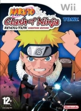 Naruto: Clash of Ninja Revolution - EU Version voor Nintendo Wii