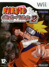 Naruto Clash of Ninja Revolution 2 - EU Version voor Nintendo Wii
