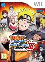 Naruto Shippuden: Clash of Ninja Revolution 3 - EU Version voor Nintendo Wii
