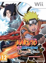Naruto Shippuden Dragon Blade Chronicles - EU Version voor Nintendo Wii