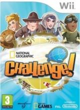 National Geographic Challenge! Nieuw voor Nintendo Wii