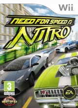 Need for Speed Nitro voor Nintendo Wii