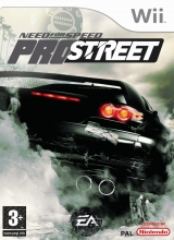 Need for Speed: Pro Street voor Nintendo Wii
