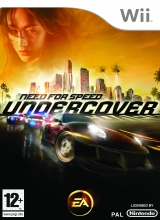 Need for Speed: Undercover voor Nintendo Wii