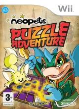 Neopets Puzzle Adventure voor Nintendo Wii