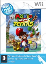 New Play Control Mario Power Tennis voor Nintendo Wii