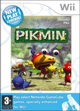 Boxshot New Play Control! Pikmin