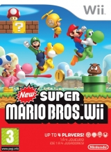 Boxshot New Super Mario Bros. Wii