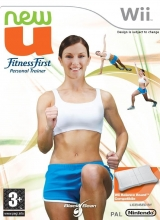New U Fitness First Personal Trainer voor Nintendo Wii