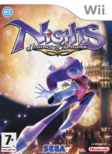 NiGHTS: Journey of Dreams voor Nintendo Wii