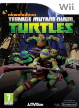Nickelodeon Teenage Mutant Ninja Turtles voor Nintendo Wii