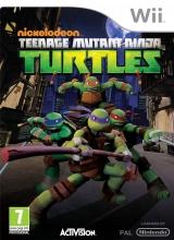 Nickelodeon Teenage Mutant Ninja Turtles voor Nintendo Wii