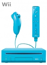 Nintendo Wii - Nieuwe Editie Blauw Lelijk Eendje voor Nintendo Wii