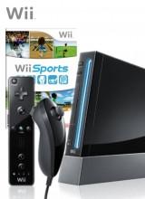 Nintendo Wii Sports Pack Zwart Lelijk Eendje voor Nintendo Wii