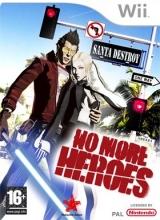 No More Heroes voor Nintendo Wii