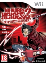No More Heroes 2 Desperate Struggle voor Nintendo Wii