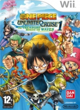 One Piece Unlimited Cruise 1 The Treasure Beneath the Waves voor Nintendo Wii