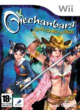 Onechanbara Bikini Zombie Slayers voor Nintendo Wii