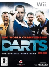 PDC World Championship Darts 2009 Losse Disc voor Nintendo Wii