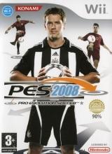 PES 2008 - Pro Evolution Soccer voor Nintendo Wii